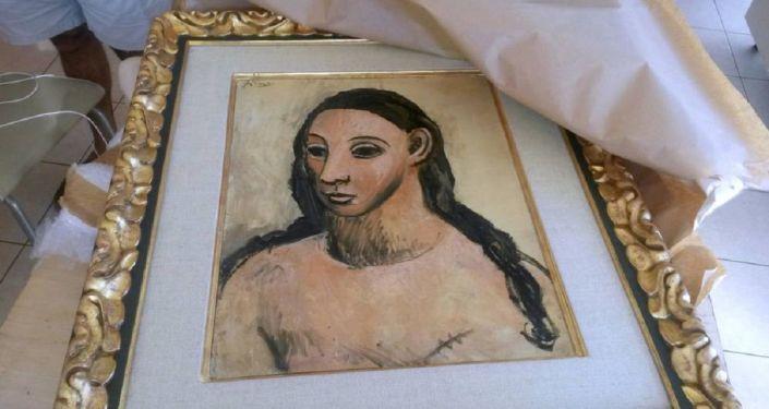 西班牙83岁银行家因走私毕加索画作获刑一年半