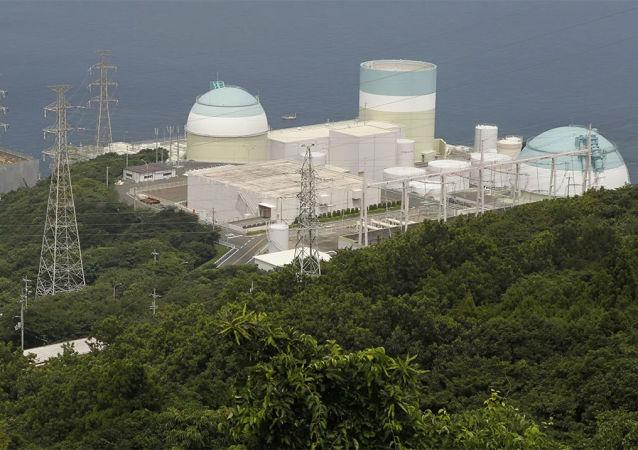 伊方核能发电厂, 日本