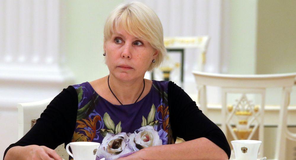 伊琳娜·马斯图索娃