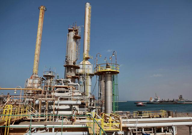 利比亚石油码头