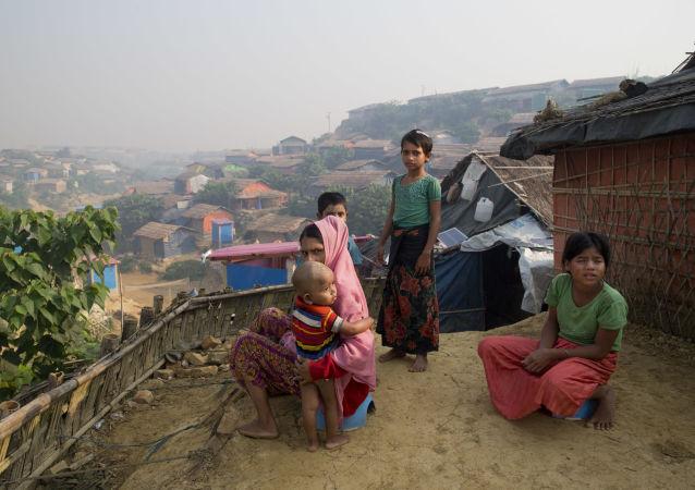 中国加强对缅甸解决罗兴亚问题的支持