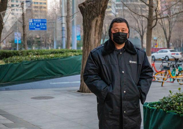 中央电视台:北京报告首例新型冠状病毒死亡