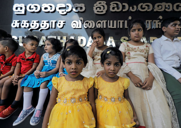 斯里兰卡双胞胎