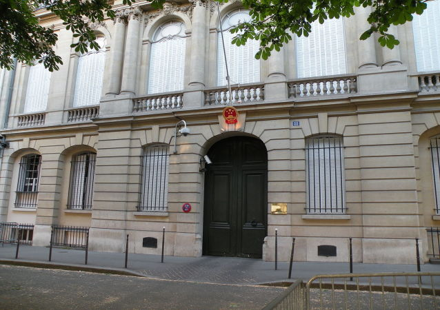 中国驻法国使馆