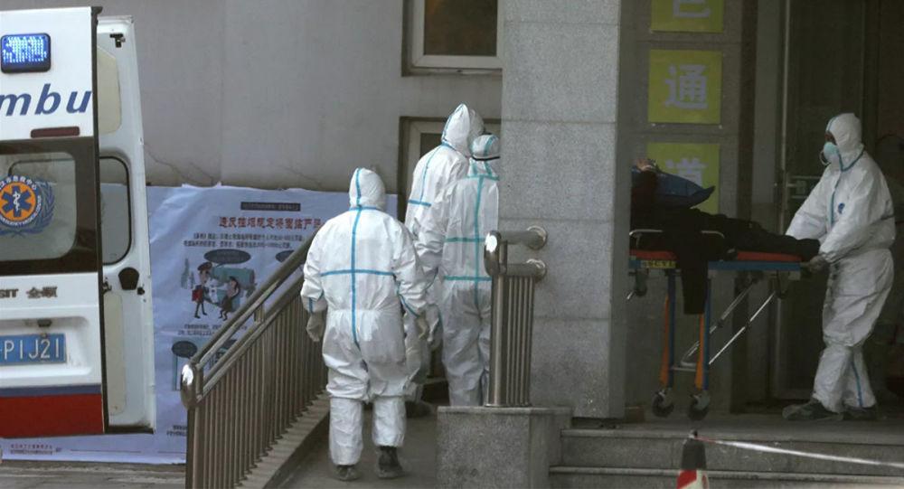 中国累计新型冠状病毒感染人数升至1975例
