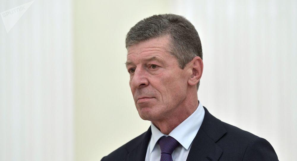 俄总统办公厅副主任:如果被迫需要 俄可能会保卫顿巴斯居民