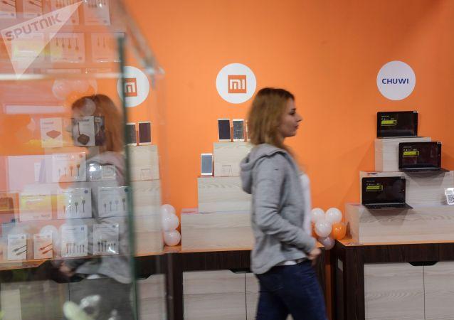 小米成为俄罗斯在线销售量最高的智能手机品牌