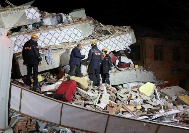 媒体:土耳其地震所致死亡人数达31人
