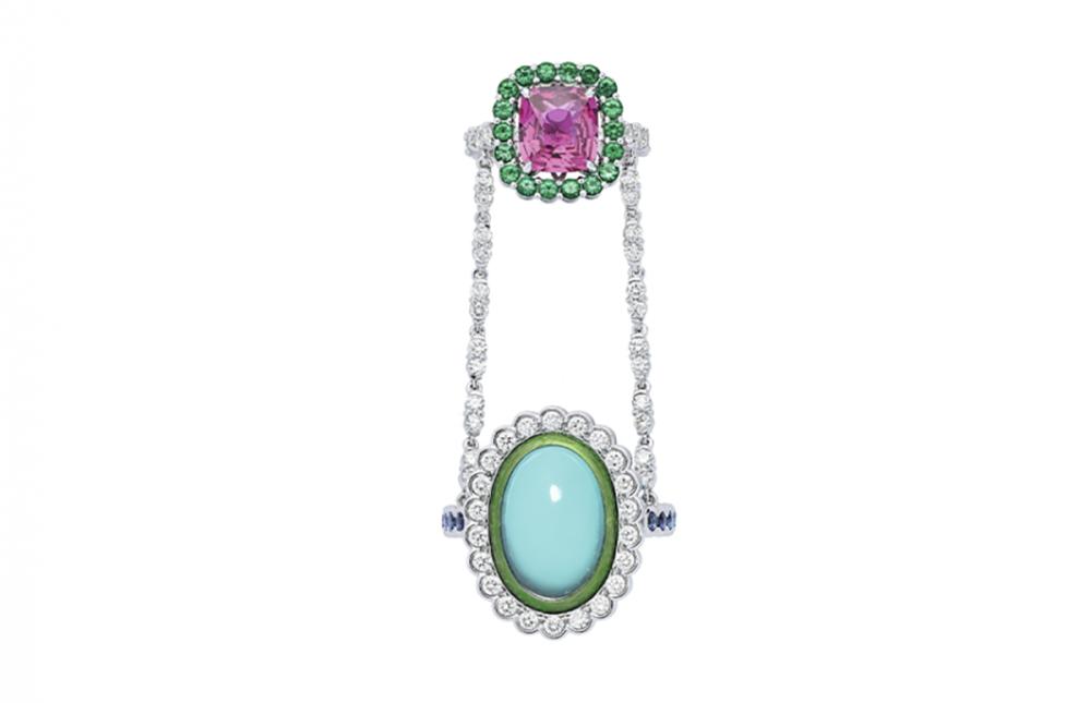 巴黎春夏高定周展示哪些珠宝