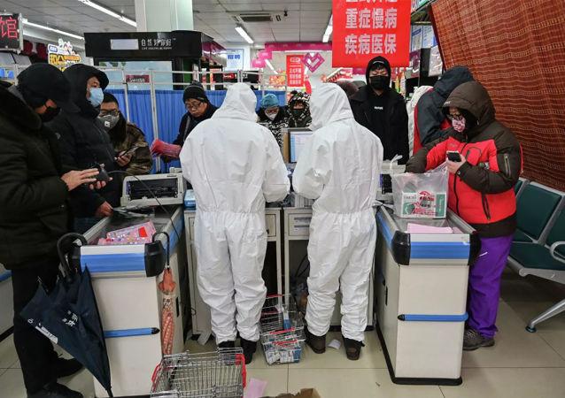 俄专家:动物可能在运抵武汉之前已感染新冠病毒并病传染给搬运工人