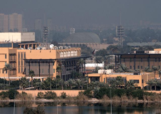 美国驻巴格达大使馆