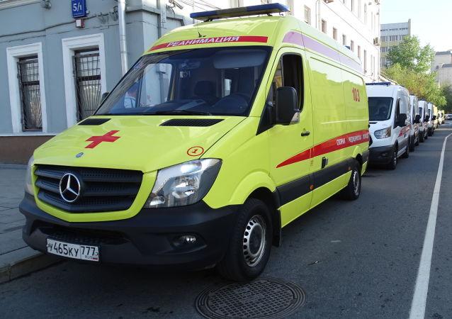 莫斯科紧急医疗救护为世界最佳之一