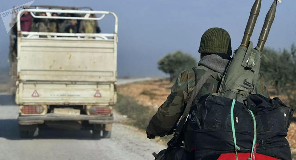 叙利亚政府军在阿勒颇郊区和伊德利卜省发起反攻