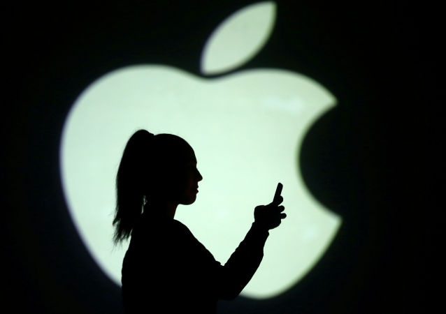 苹果公司标志