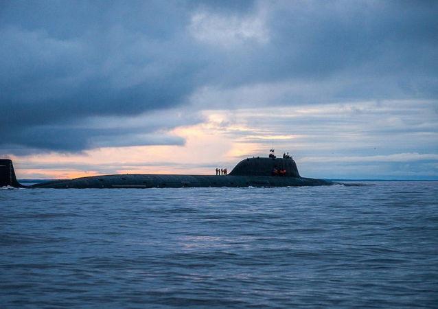 俄罗斯核潜艇(北方舰队)