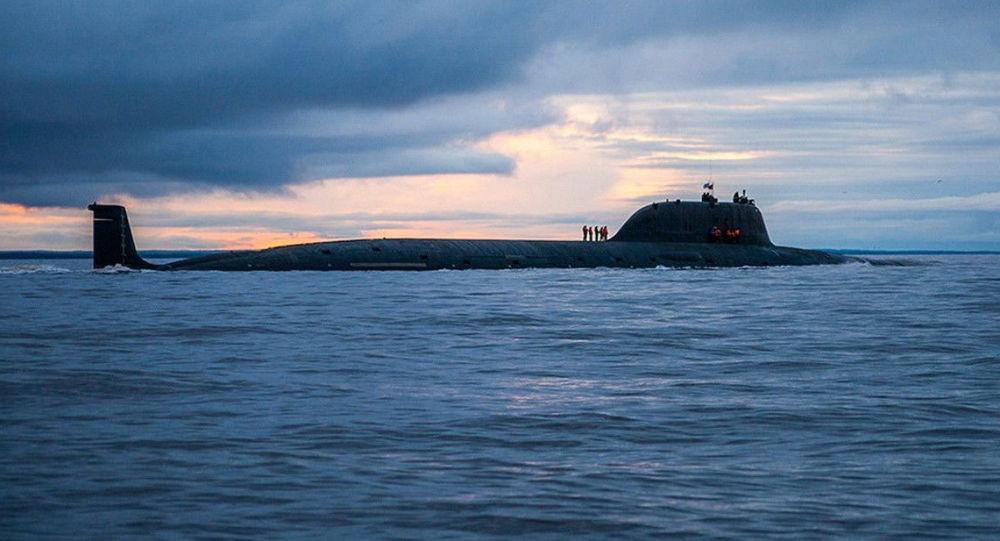 北德文斯克号核潜艇