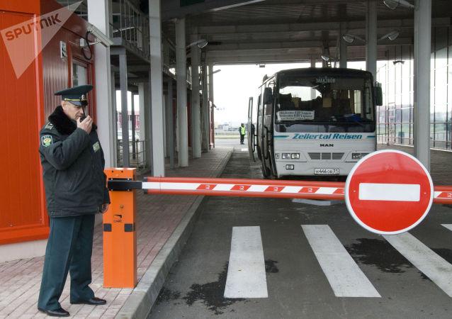 开放俄中边境检查站是明年总领馆工作的主要任务之一