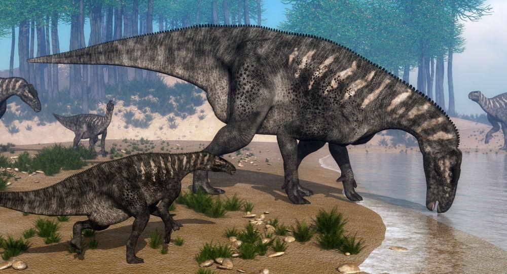 """古生物学家找到""""历史上地球最危险的地方"""""""