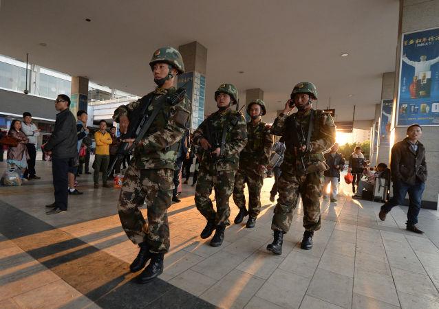 疆打击极端主义正降低南亚恐怖主义威胁