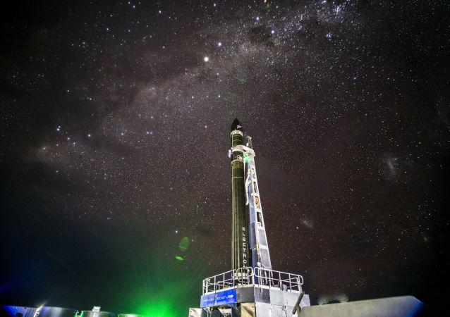 """美国火箭实验室公司携带卫星的""""电子""""号火箭发射失败"""