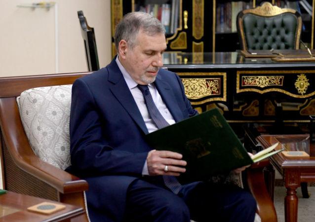 伊拉克新任总理阿拉维