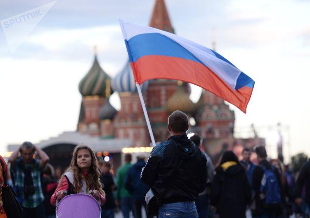 红场,莫斯科