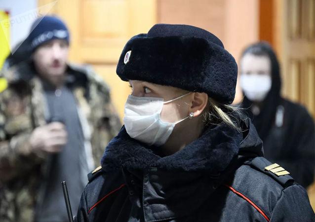 俄联邦委员会主席称关闭俄中边境是迫于形势