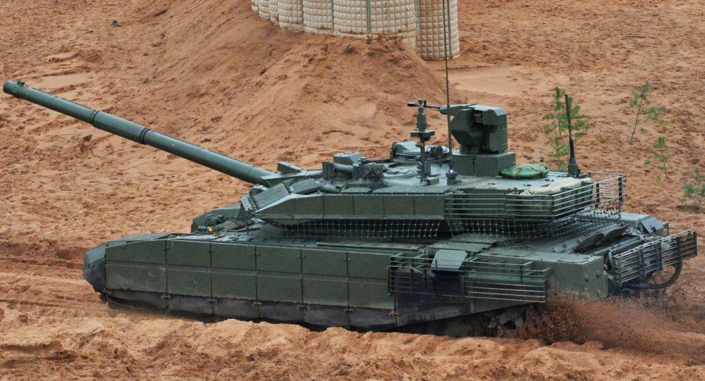 """T-90M""""突破""""坦克"""