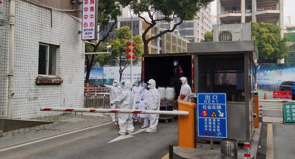 好莱坞希望拍摄一部讲述中国新冠病毒爆发最初几周的医疗剧
