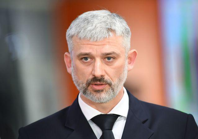 俄罗斯交通部部长叶夫根尼∙迪特里希