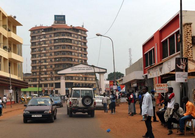 班吉(中非首都)