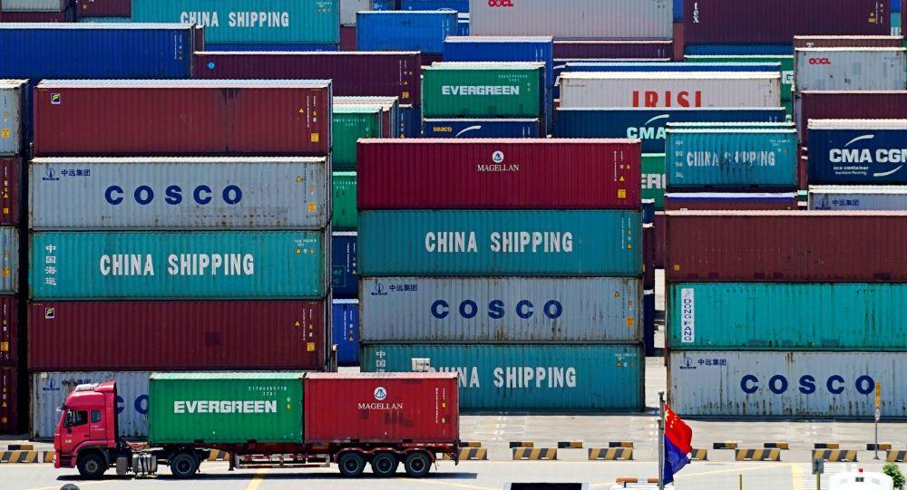 中国官员:中国作为俄罗斯农产品食品第一大出口对象国的地位继续巩固