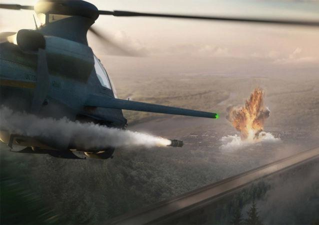 美国展示摧毁类似S-400防空系统的视频