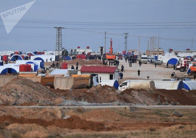 """叙媒:七名""""伊斯兰国""""成员从叙东北部监狱越狱"""