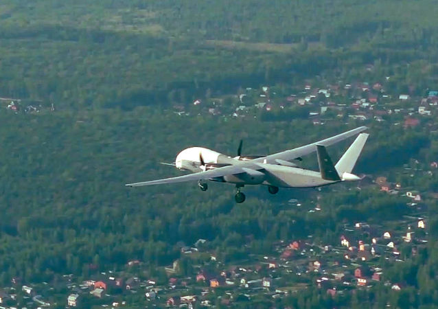 俄专家:俄新型无人机将具备侦打一体化能力