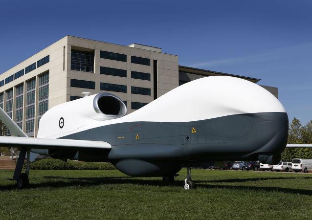美军两款高空无人侦察机部署日本