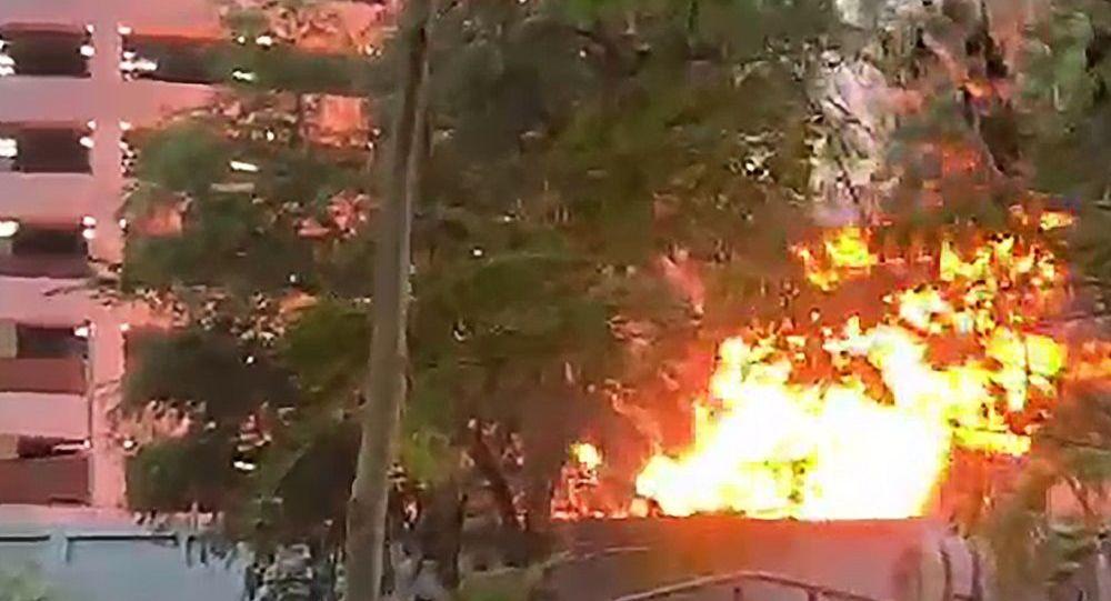使馆:泰国枪击事件受害者中没有俄罗斯人