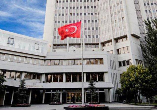 土耳其外交部