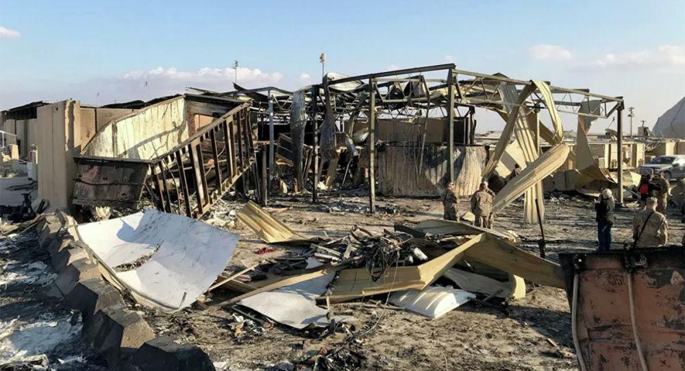 伊朗抗议美国对其攻击盟军在伊拉克基地的指责