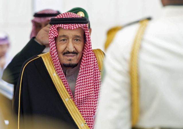沙特国王入院接受检查