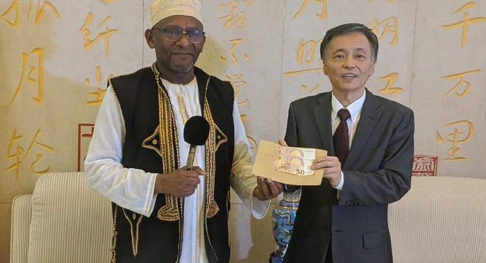 这个岛国捐100欧元支持中国抗疫 背后故事更感人