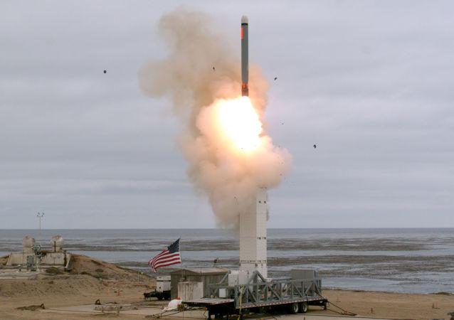 美国巡航导弹