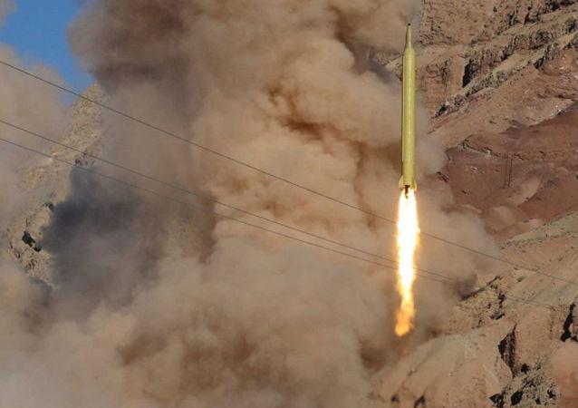 媒体:演习期间伊朗从地下设施发射弹道导弹