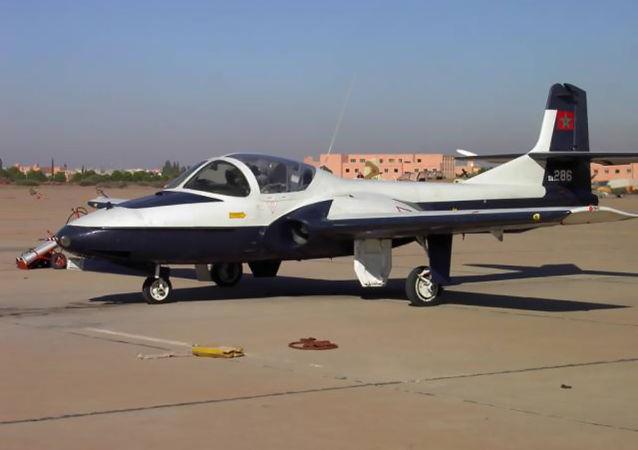 巴基斯坦空军一架教练机坠毁