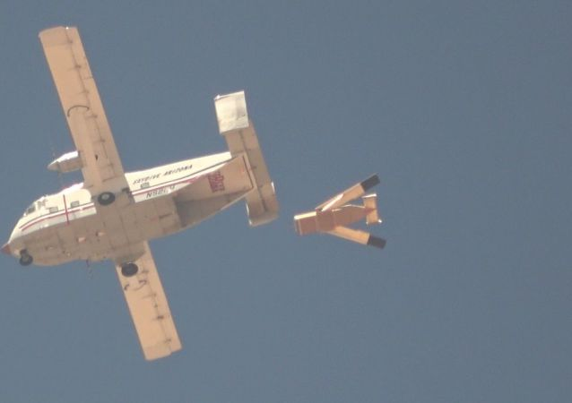 专家评价美军木制无人机