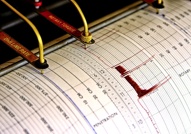 新西兰附近发生5.8级地震