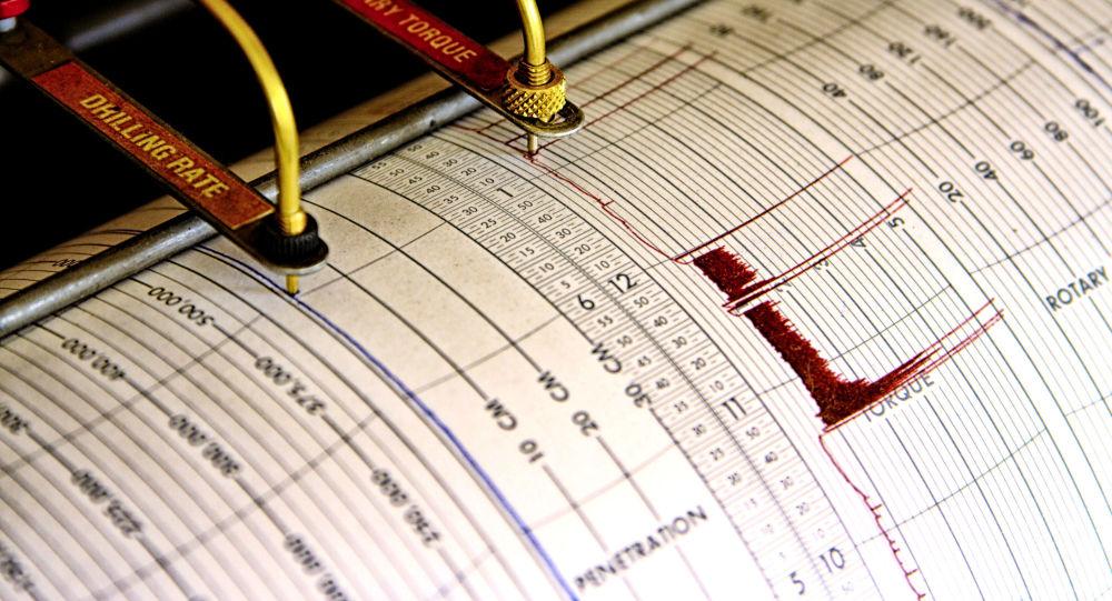 秘鲁海岸发生5.5级地震