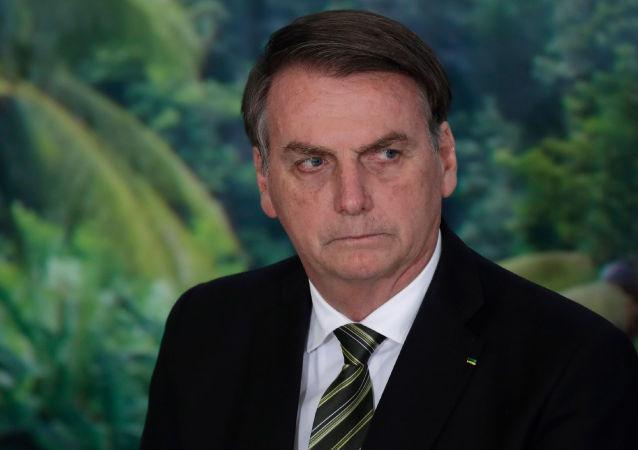 巴西总统雅伊尔•博索纳罗