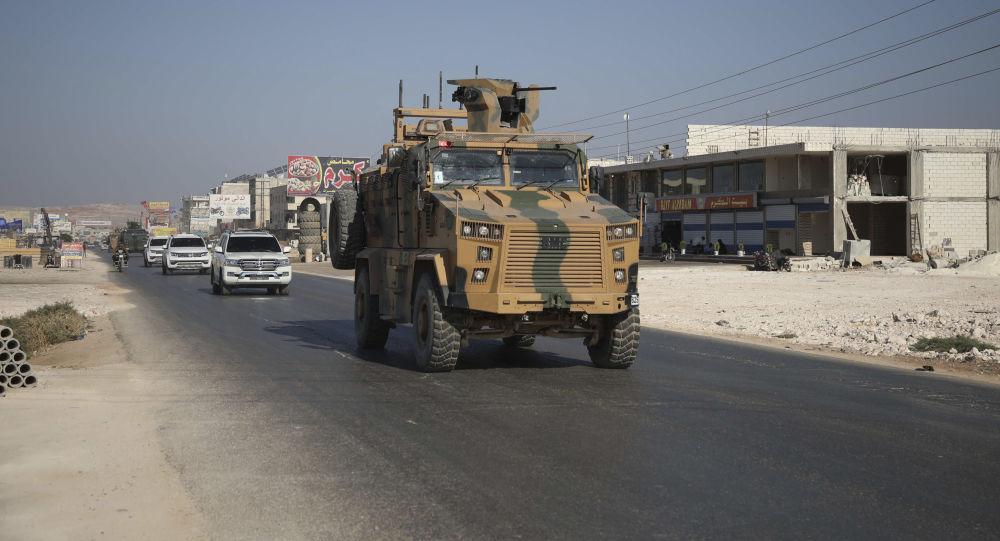 土耳其向与叙伊德利卜交界处派遣400名特种兵