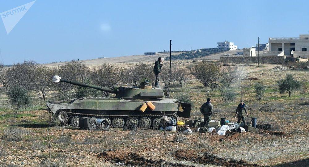 俄驻叙调解中心否认有关叙政府军士兵遭土军打击身亡的消息